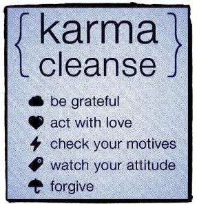 karma-cleanse