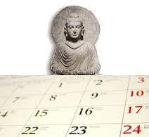 Buddhist December