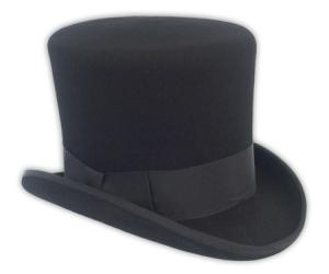 top-hat