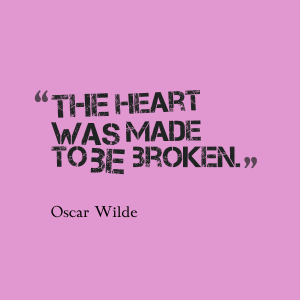 HeartBreak Oscar Wilde