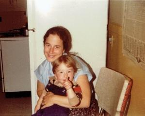 Merlyn and I 1981 cr