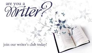 Any writers' club