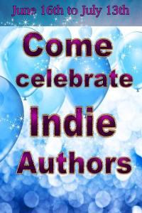 Celebrate Indie Authors July 6 posting 2014