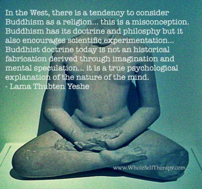 Buddhism is True