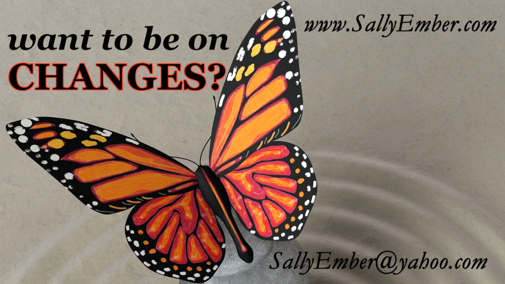 *CHANGES* conversations between authors: LIVE Video Talk Shows hosted on G+ by Sally Ember, Ed.D. (2/6)