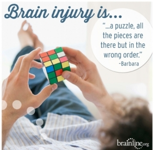 TBI as a puzzle