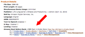 Amazon-Category-Ranking