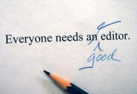 editor needed