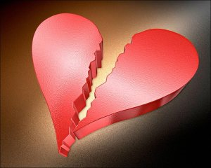 broken heart