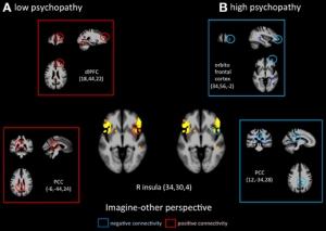 fMRI psychopath altruist