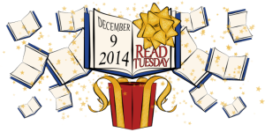 Read Tuesday logo