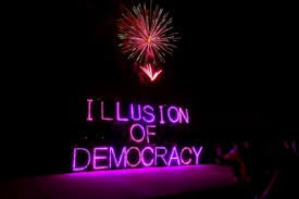 illusion of democracy fireworks