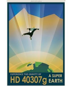 NASA travel poster 1