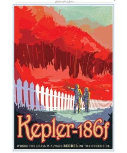 NASA travel poster 2