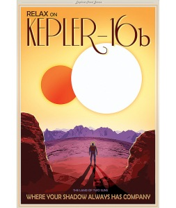 NASA travel poster 3