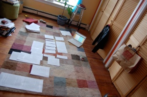 floor outlining