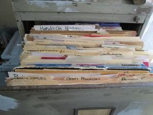 history files