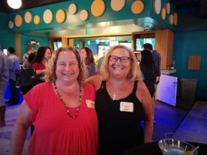 Terry Schaller and I Camp Reunion 2015