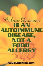 Celiac disease poster