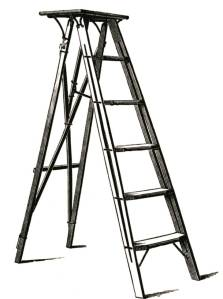 ladder-sepia