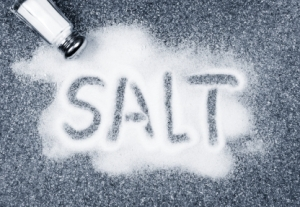 spilled-salt