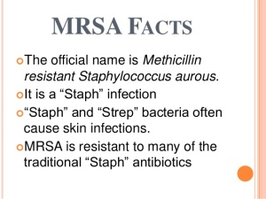 MRSA info