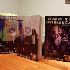 3 paperbacks