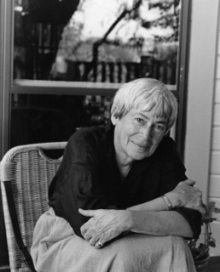 Ursula K Le Guin photo