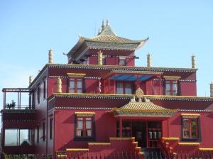 Chagdud Khadro Ling temple