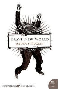 Brave New World cover