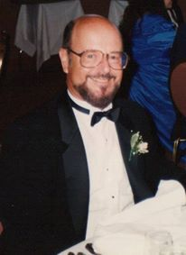 Dad at Stern wedding 1989