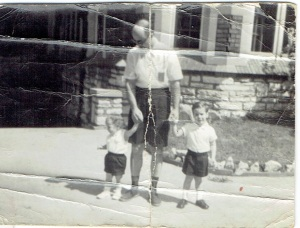 Sally Dad Jon 1955