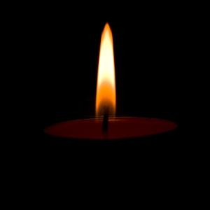 yahrzeit-candle