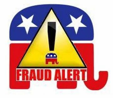 Republican election Fraud