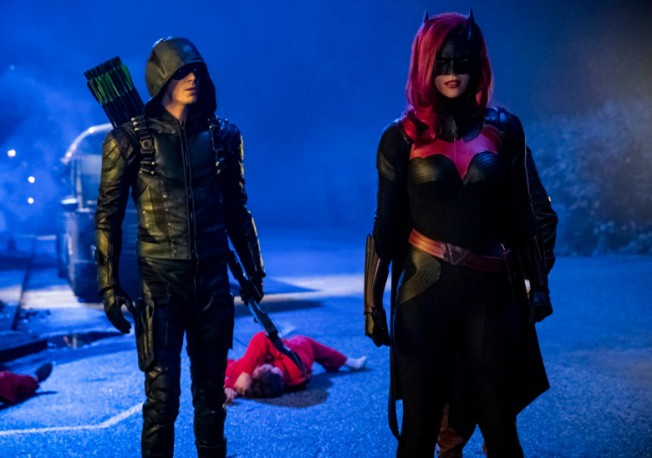 Arrow and Batwoman