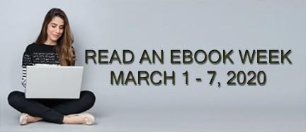 SW Read ebookweek 1 - woman reading on laptop 2020