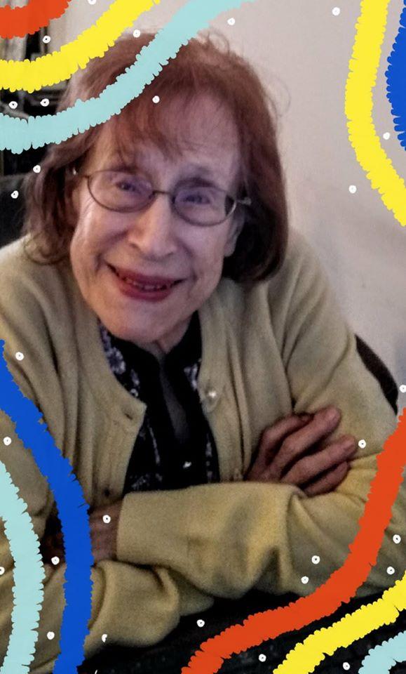 Carole at 88