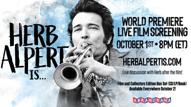 Herb Alpert poster