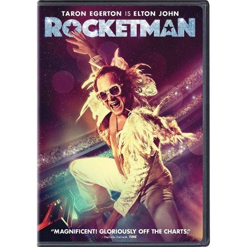 Rocketman cover